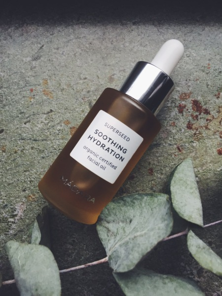 Madera Organic facial Oil